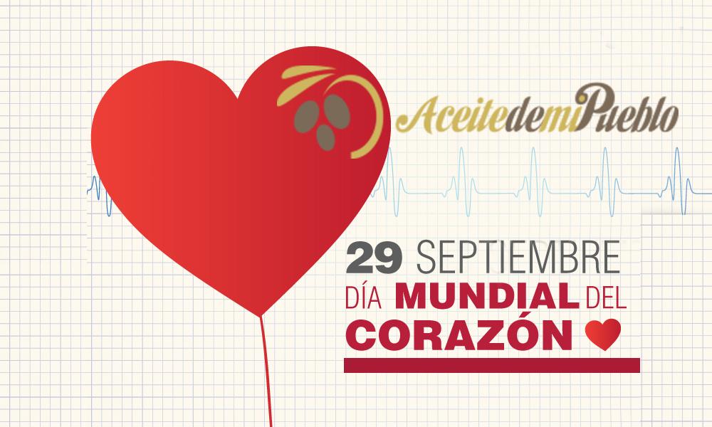 Nos sumamos a la celebración del Día Mundial del Corazón