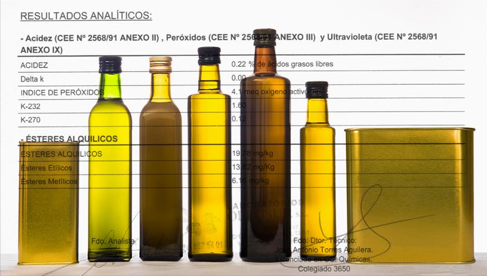 Conocer para valorar el aceite de oliva VIII