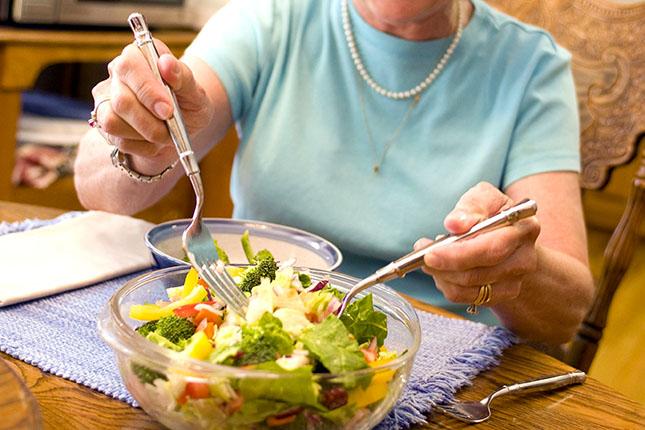 La 'dieta mediterránea' puede reducir en un 57% el riesgo de padecer cáncer de útero