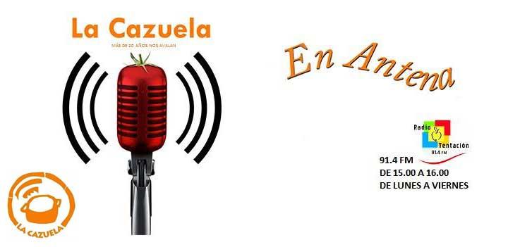 El programa especial de La Cazuela dedicado al aceite cuenta con Aceitedemipueblo